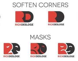 #60 cho Logo for Rick Desloge Website bởi amvpdesign