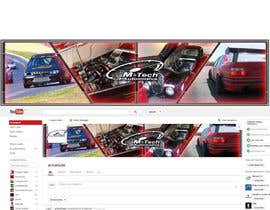 #21 cho Design a Banner for Youtube Channel bởi Acidichurricane