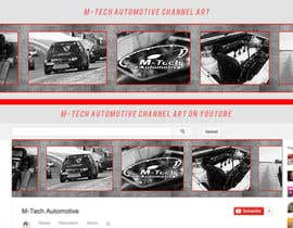 #30 for Design a Banner for Youtube Channel af NickSimonson