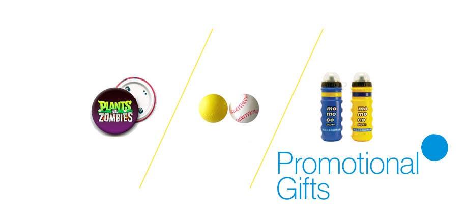 Kilpailutyö #16 kilpailussa Design a Banner for Promotional Gift Company