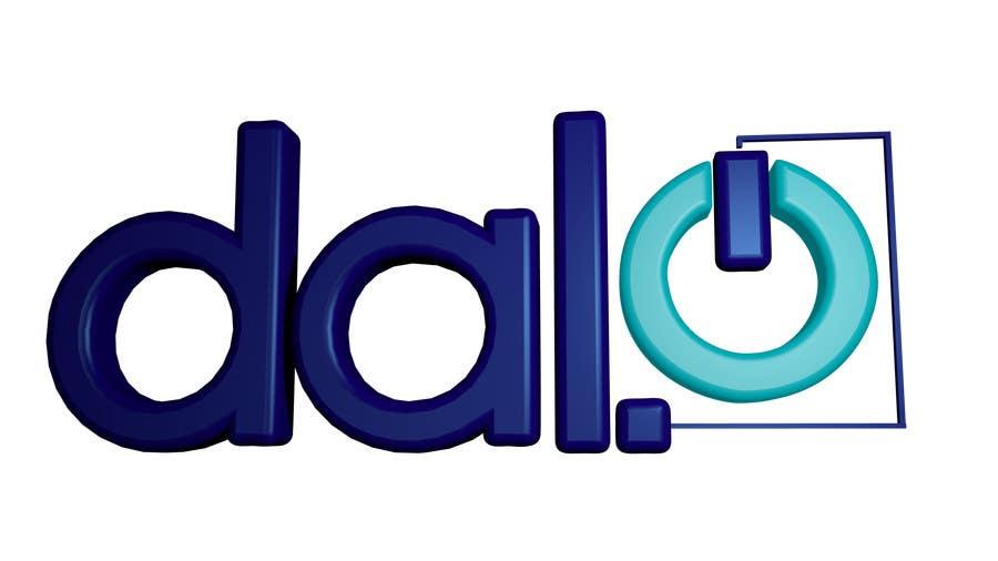 Bài tham dự cuộc thi #                                        89                                      cho                                         Design enhancement in 3D for DALO logo