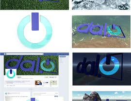 #107 para Design enhancement in 3D for DALO logo por petyrpan