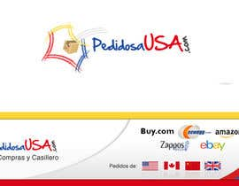 #34 untuk Logo and header design for Virtual POBOX address in Miami for people from Colombia oleh vimoscosa