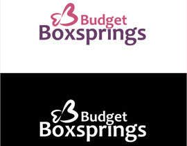 #85 for Ontwerp een Logo for Budget Boxsprings af rivtezara