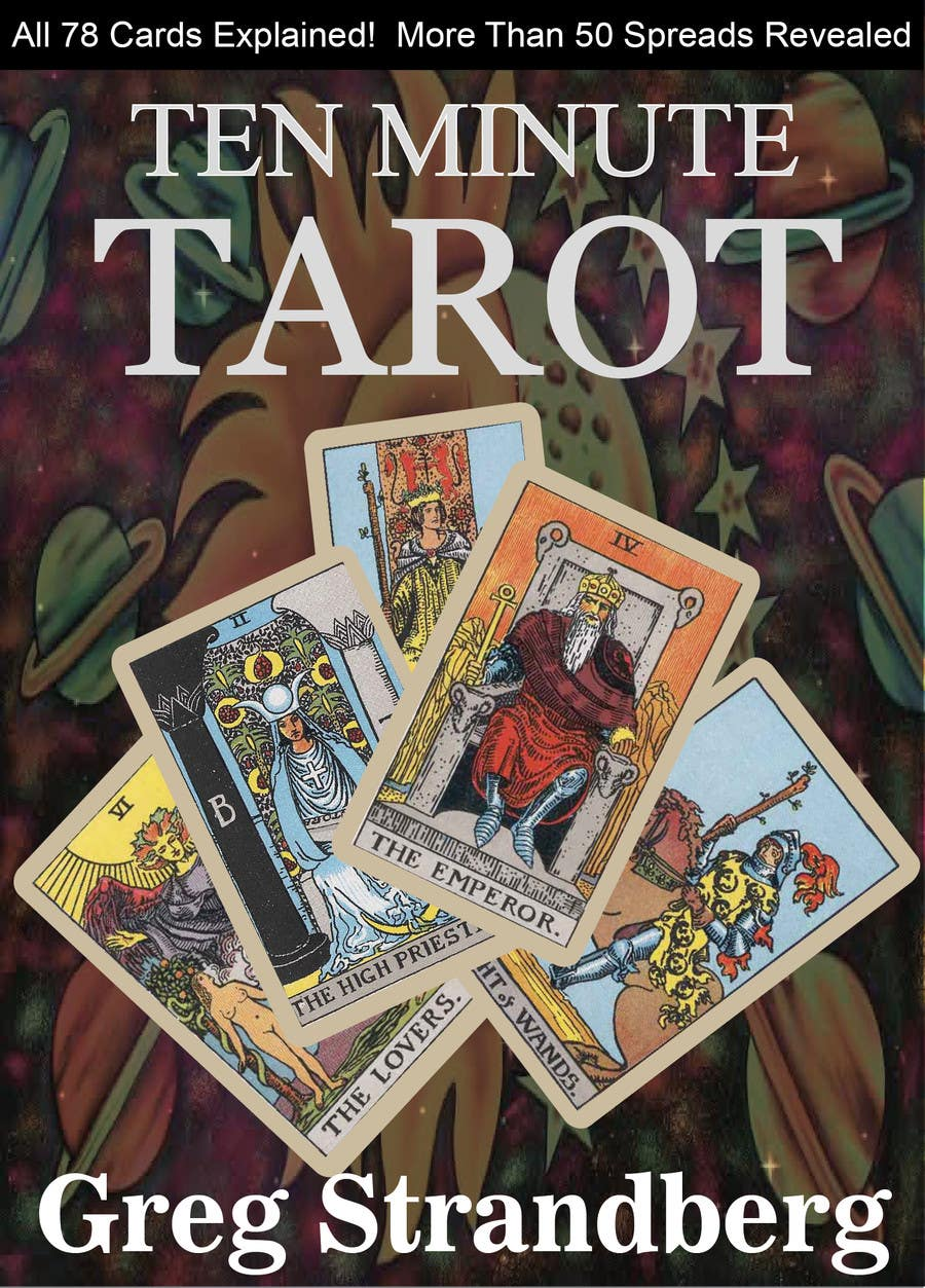 Bài tham dự cuộc thi #                                        153                                      cho                                         Create a Mesmerizing Tarot eBook Cover