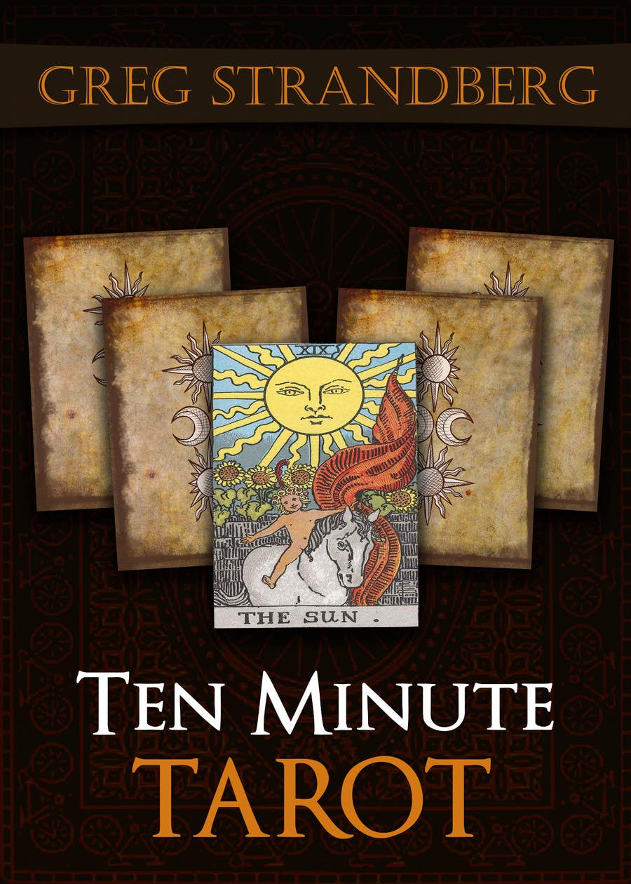 Bài tham dự cuộc thi #                                        127                                      cho                                         Create a Mesmerizing Tarot eBook Cover