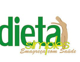 #4 untuk Design a Logo for a portuguese diet site: Dieta Simples - Emagreça com Saúde oleh Dunja237Q