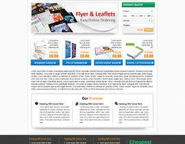 #7 para Homepage & Product Page Design & Logo Required por atularora