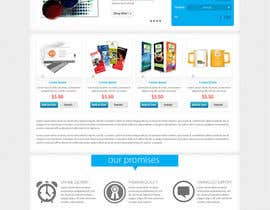#3 para Homepage & Product Page Design & Logo Required por mdmonirhosencit
