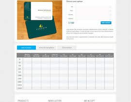 #13 cho Homepage & Product Page Design & Logo Required bởi mdmonirhosencit