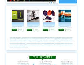 #20 cho Homepage & Product Page Design & Logo Required bởi king5isher