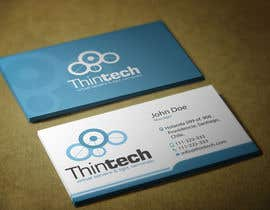 #6 para Business card design por HammyHS