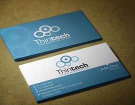 #8 para Business card design por HammyHS