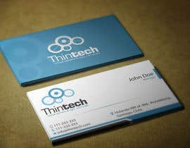 #9 para Business card design por HammyHS