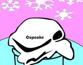 #26 untuk Cupcake logo design oleh andreisiminea