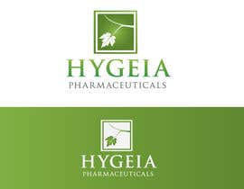 #73 para Design a Logo for Hygeia Pharmaceuticals por ccet26