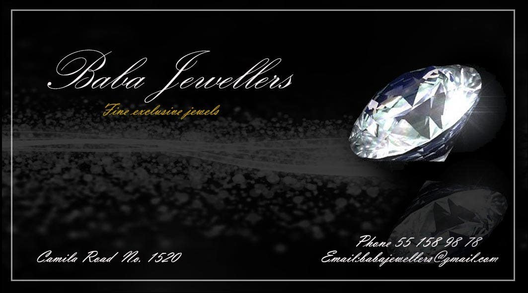 Entry 27 by jorgefree for design some business cards for jewelry contest entry 27 for design some business cards for jewelry store reheart Gallery