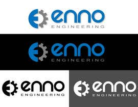 #41 para Design a Logo for ENNO, a General Engineering Brand por Kkeroll