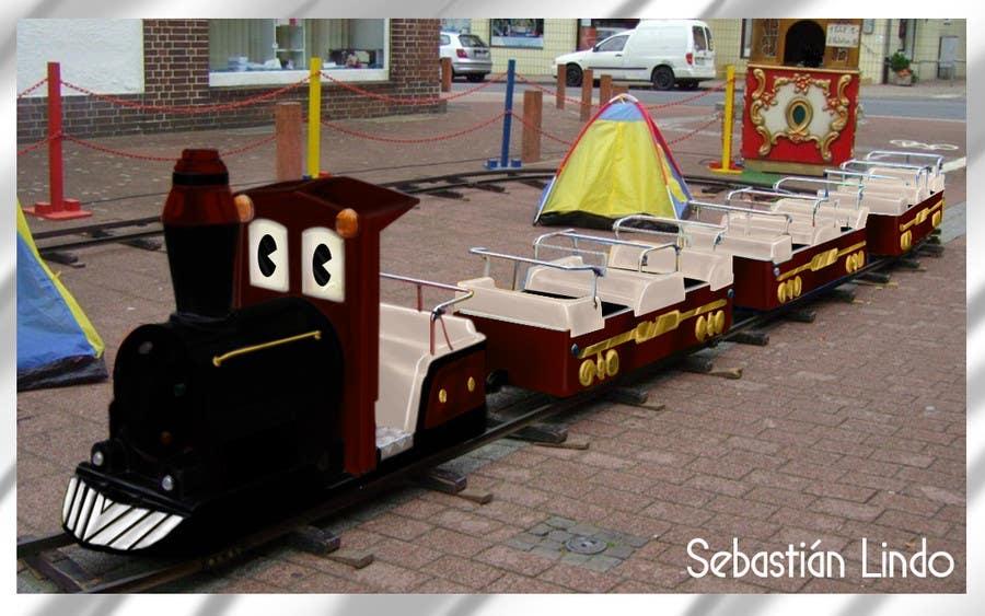 Bài tham dự cuộc thi #21 cho Kiddie Train Ride new Graphic Design