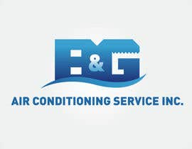 nº 41 pour Design a Logo for B&G Air Conditioning Service Inc par soulflash