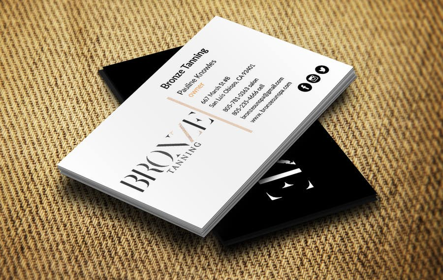 Entry #48 by lipiakhatun586 for Design some Business Cards for a ...