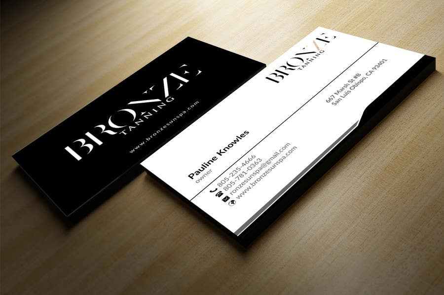 Entry #64 by ShimulDesigns for Design some Business Cards for a ...