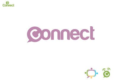 "#4 untuk Design a Logo for Software messaging app named ""Connect"" oleh creativeartist06"