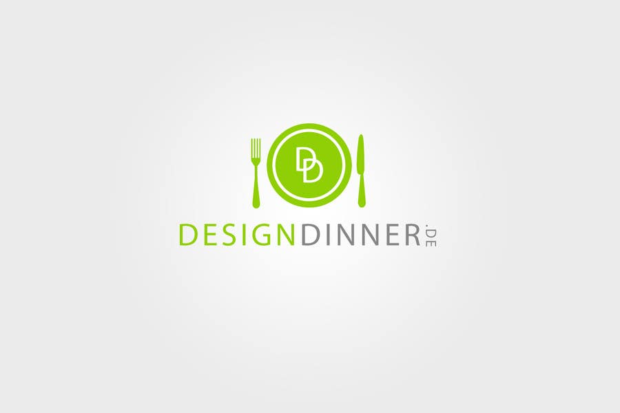 "#21 for Design eines Logos for  ""designdinner.de"" by vimoscosa"