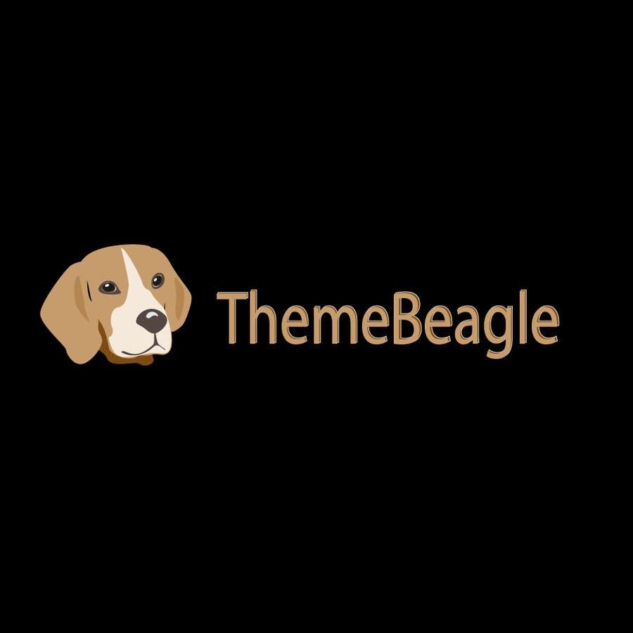 Bài tham dự cuộc thi #                                        22                                      cho                                         Design a Logo (With Illustration) for ThemeBeagle.com