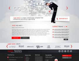 nº 14 pour Redesign our company website par marwamagdy