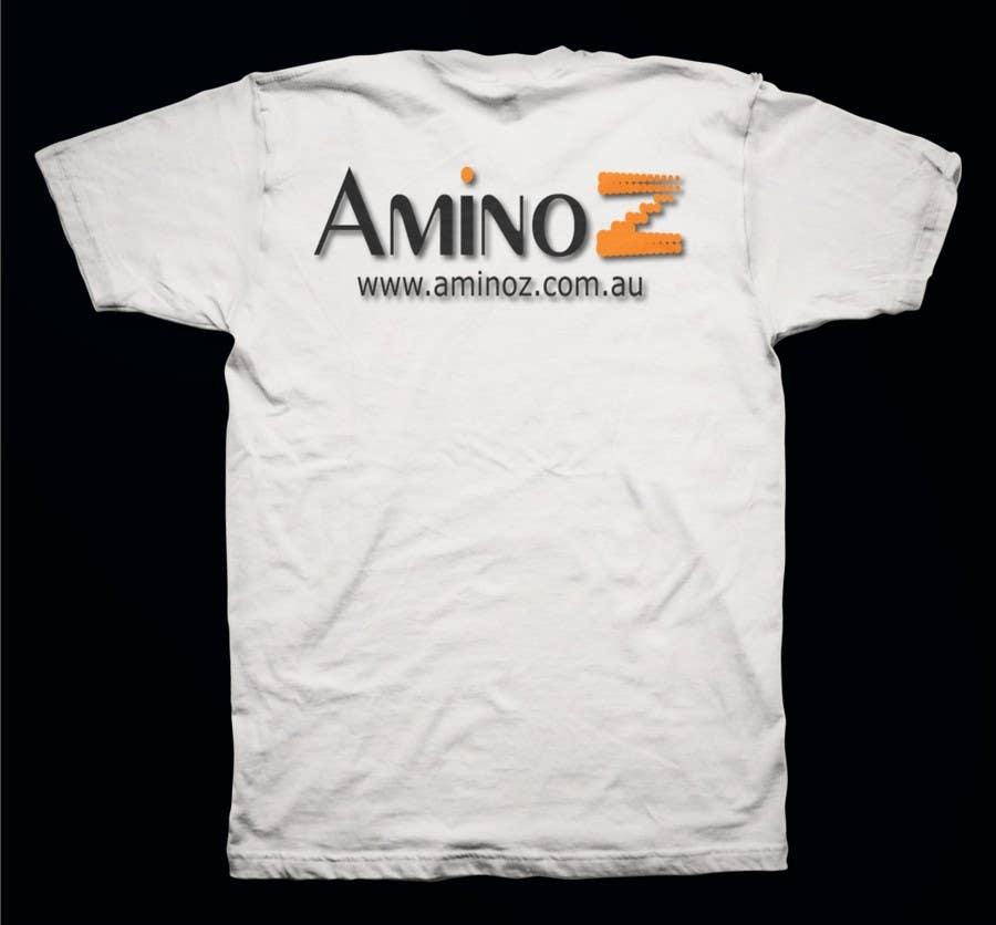 Inscrição nº 41 do Concurso para T-shirt Design for Amino Z