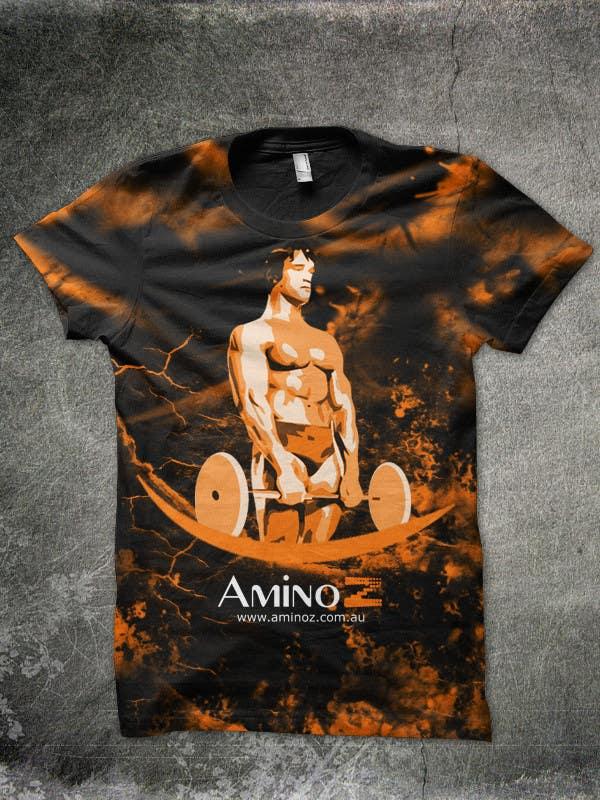 Inscrição nº 21 do Concurso para T-shirt Design for Amino Z