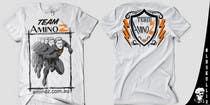 Graphic Design Inscrição do Concurso Nº79 para T-shirt Design for Amino Z