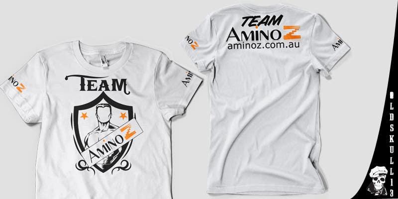 Inscrição nº 96 do Concurso para T-shirt Design for Amino Z