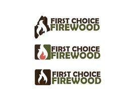nº 30 pour Design a Logo for First Choice Firewood par niccroadniccroad