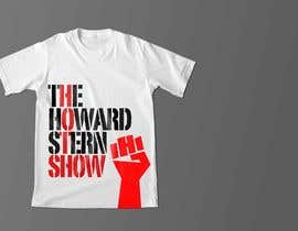 nº 47 pour Design a T-Shirt for The Howard Stern Show par theislanders
