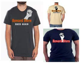#23 cho Design a T-Shirt for The Howard Stern Show bởi Debasish5555