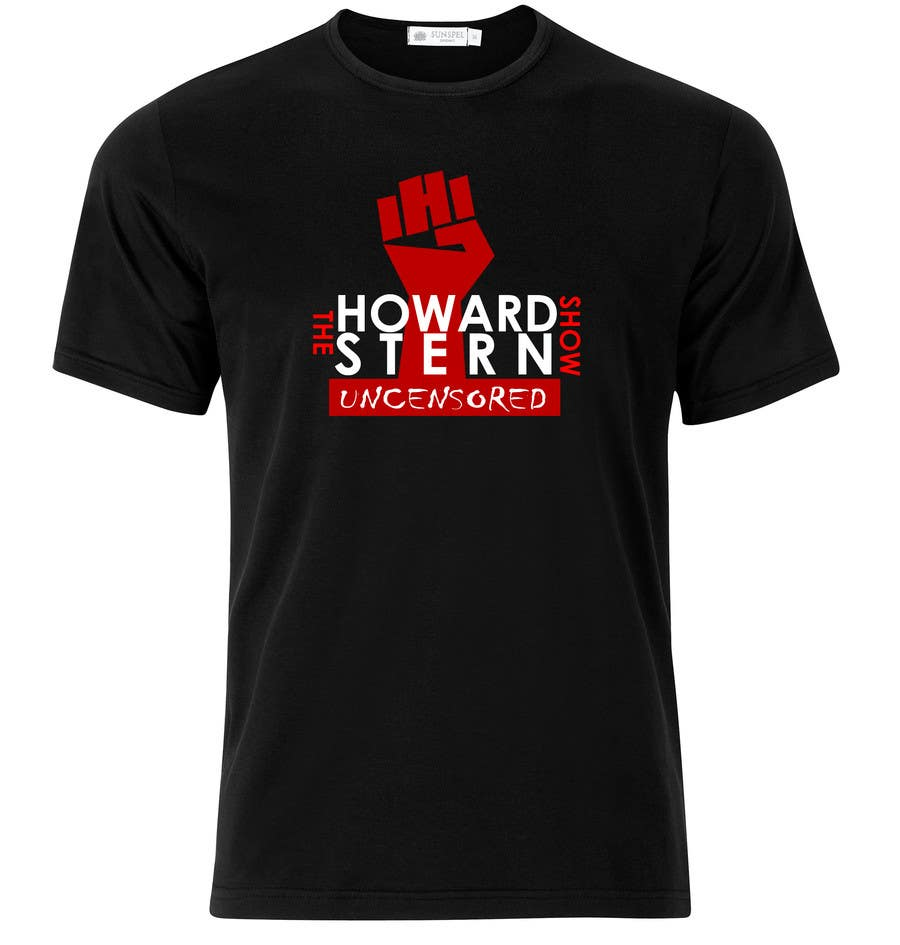 Proposition n°65 du concours Design a T-Shirt for The Howard Stern Show