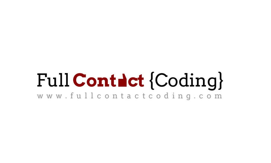 Contest Entry #43 for Design a logo for FullContactCoding.com