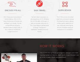 gurutech54 tarafından Design a website mockup için no 14