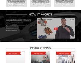 deepakdiwan tarafından Design a website mockup için no 2