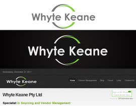 #506 für Logo Design for Whyte Keane Pty Ltd von askleo
