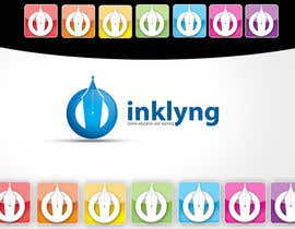#149 para Design a Logo for Inklyng por rogeliobello