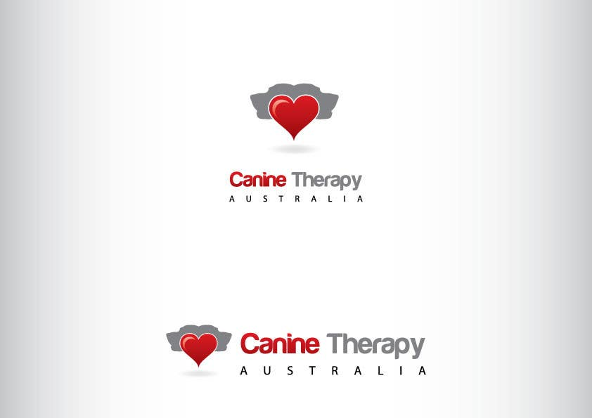Inscrição nº 66 do Concurso para Design a Logo for Canine Therapy Australia