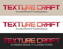 #65 for Design a Logo for Texturecraft Rendering company af arvindiroute