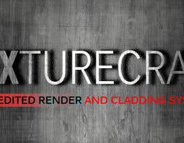 #40 for Design a Logo for Texturecraft Rendering company af FREDYGEEXZ