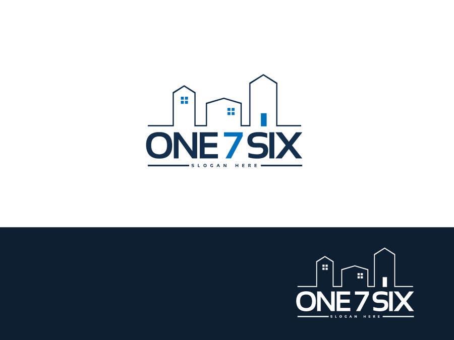 Kilpailutyö #                                        96                                      kilpailussa                                         Design a Logo for one7six