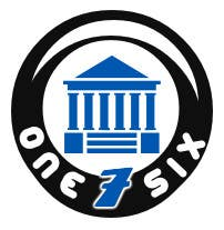 Kilpailutyö #                                        48                                      kilpailussa                                         Design a Logo for one7six
