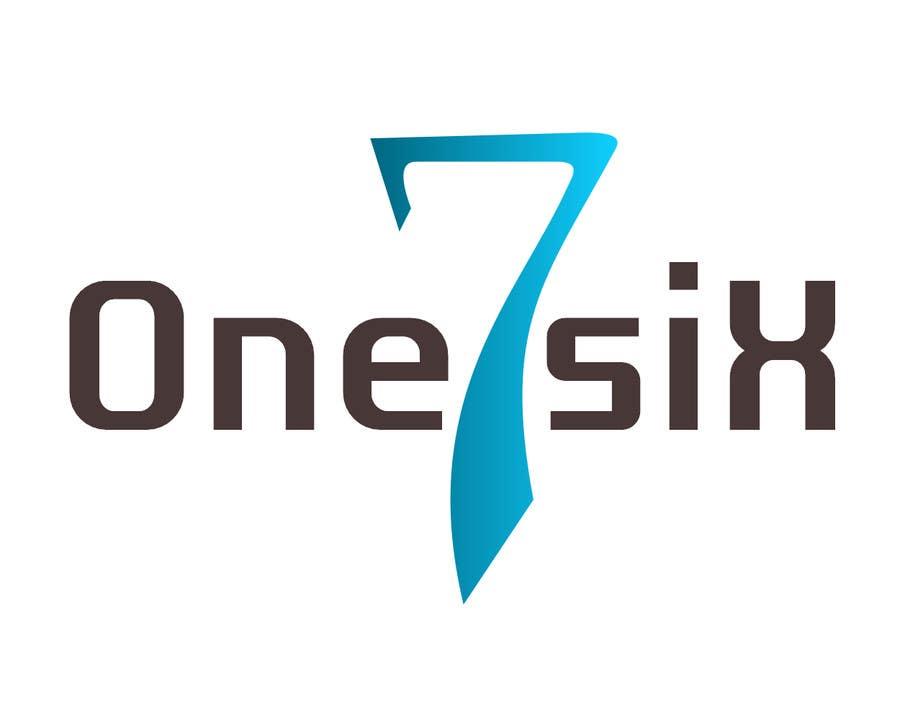 Kilpailutyö #                                        7                                      kilpailussa                                         Design a Logo for one7six