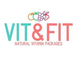 "#21 untuk Fresh fruits/vitamins home deliveries ""Vit & Fit"" oleh alexgoodie"